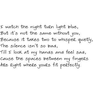 Vanilla twilight lyrics VALERIESSS. Give credit?(: