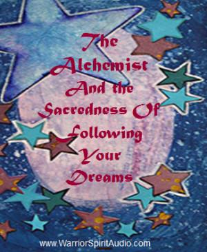 The Alchemist Quotes...