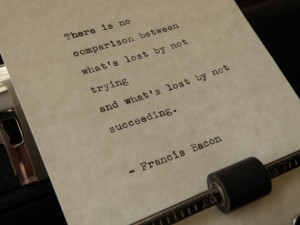 Francis Bacon Quote,