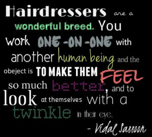 Inspirational Hairdresser Quotes By media-cache-ec0.pinimg.com
