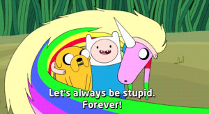 Tags: adventure time , cartoon network , cartoons , quotes