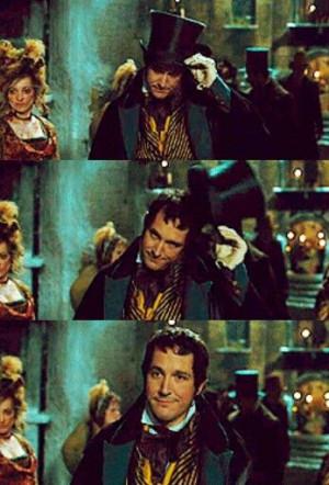 Bertie Carvel in Les Miserables.Carvel will play Strange in the BBC's ...