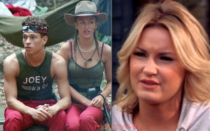 ... Tells Amy Willerton To 'Back Off' From Joey Essex In The Jungle