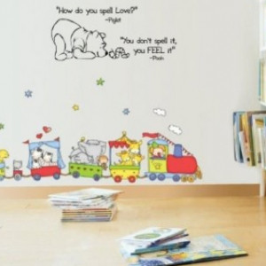 Winnie The Pooh Wall Quote Pictures