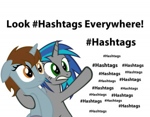 Facebook Hashtags Everywhere