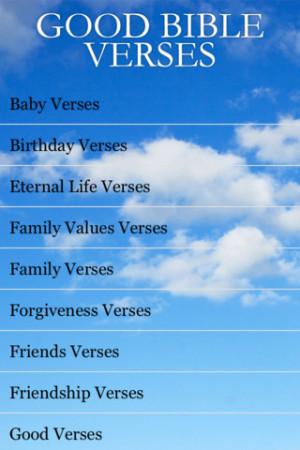 appfinder.lisisoft.comGood Bible Verses 1.0