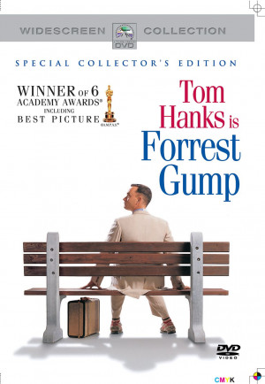 movie forrest gump forrest forrest gump is a simple man with little ...