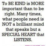 Kind Big Heart Quote Nice Quotes Sayings Pictures Pics