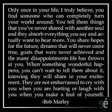 once in your life bob marley quote - Google Search