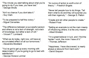 Motivational Volleyball Quotes for Winning