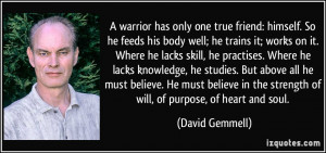 More David Gemmell Quotes