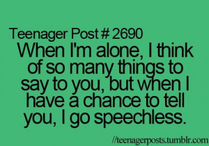 cute teen quotes | cute, love, quote, speech, teen - inspiring picture ...