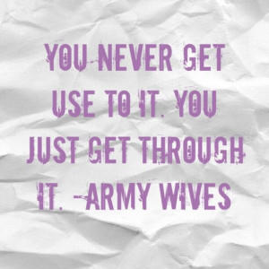 Army Wives quotes