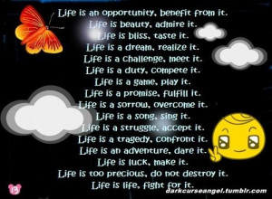 English quotes and sayings positive cute about life
