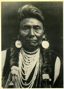 Chief Joseph March 3, 1840 – September 21, 1904