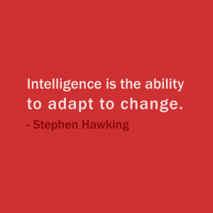 Quotes About Adapting to Change