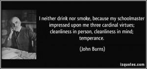 More John Burns Quotes