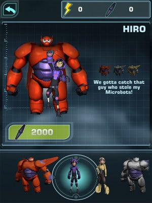 Big Hero 6 , Big Hero 6: Baymax Blast
