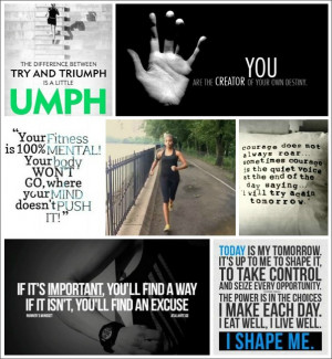 ... Reached My First Personal Goal + My 50 Favorite Inspirational Quotes
