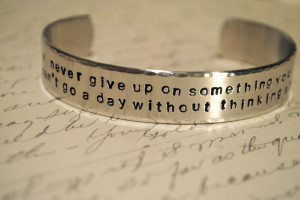 Baseball Quotes About Not Giving Up Never give up on something you
