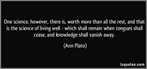 PHILOSOPHY QUOTES ON KNOWLEDGE