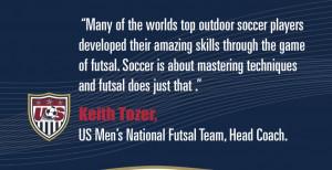 Futsal doesn't make soccer players....Futsal Makes Soccer Players ...