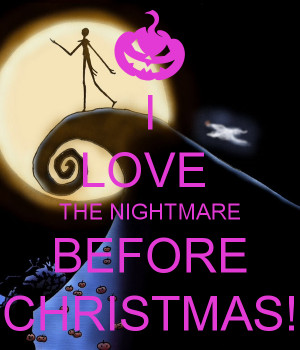 Nightmare Before Christmas Love Quotes