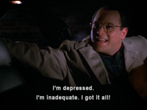 11 Signs You're the George Costanza of Your Friend Group…