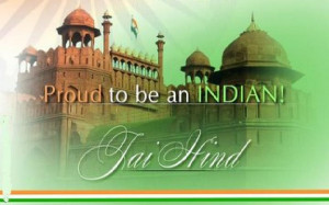 Proud to be an Indian. Jai Hind..Happy Independence Day !! - Author ...