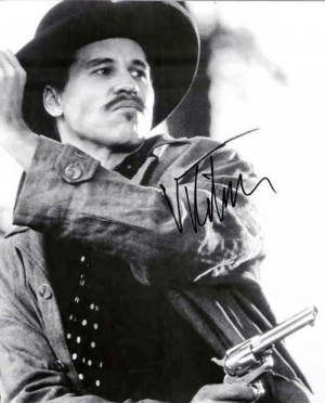 Val Kilmer Doc Holliday Quotes