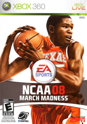 NCAA March Madness 08 (US, 12/11/07)