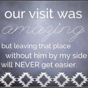 ve always felt this when my boyfriend was locked up! I hated it!