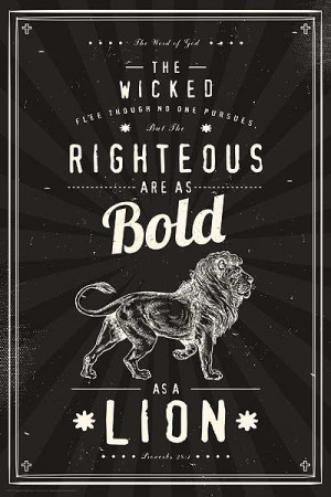 motivational-inspirational-christian-art-posters-prints-bold-lion