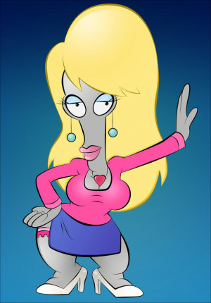Roger - American Dad by smoothdog2000