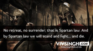18 Superb Quotes and Moments from the Movie 300