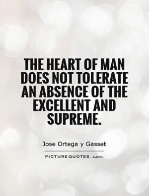 Absence Of The Heart Quotes
