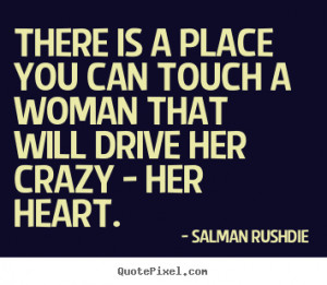 memory is a crazy woman quote