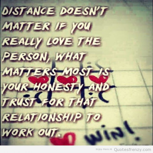 Relationship Trust Quotes Honesty trust relationship