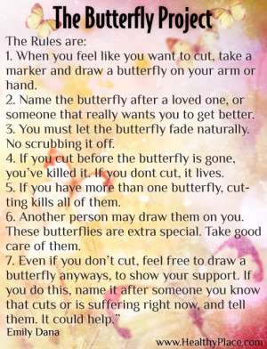 Self Harm Awareness Quotes More about self-injury