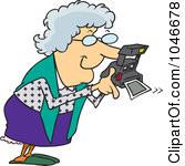 ... grandma clip art black and white knitting clip art crazy grandma clip