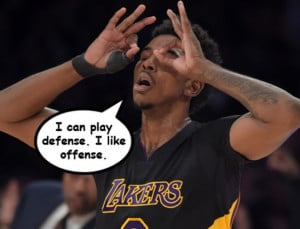 Presenting Swaggy P's Greatest Hits: The Best Quotes From Nick Young