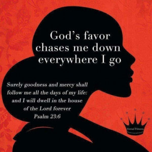 Daily Favor Confession