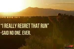 Running fitness quotes tips
