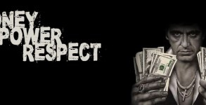 Tony Montana Scarface Facebook Cover