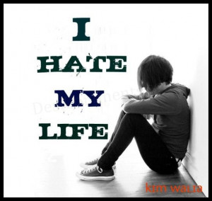 Emo hate life wallpapers
