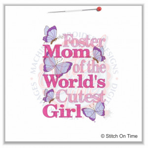 Foster Mom Sayings