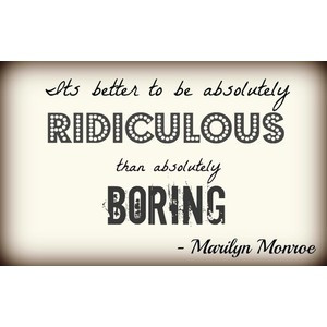 Boring Quotes and Sayings