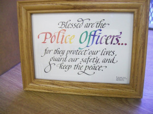 Law Enforcement Quotes and Sayings