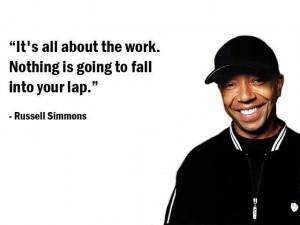 ... Russell Simmons at http://www.evancarmichael.com/Famous-Entrepreneurs