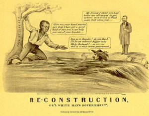 Reconstruction, 1865 - 1877